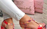 buty na koturnie damskie
