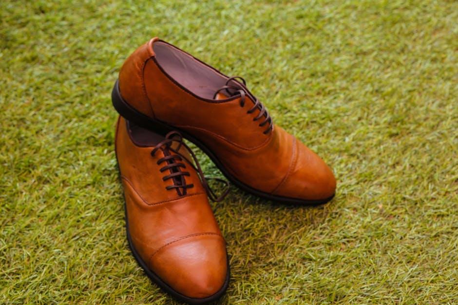 modne obuwie typu derby