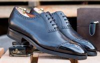 buty Oxford czarne