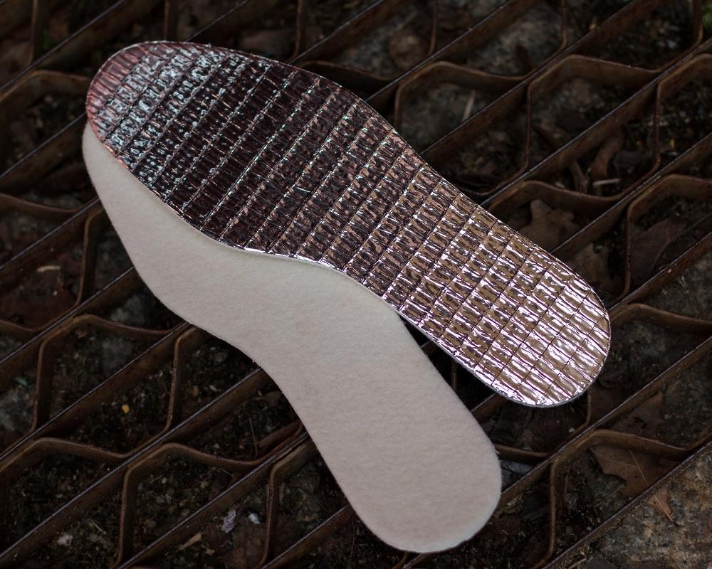 skórzane wkładki do butów