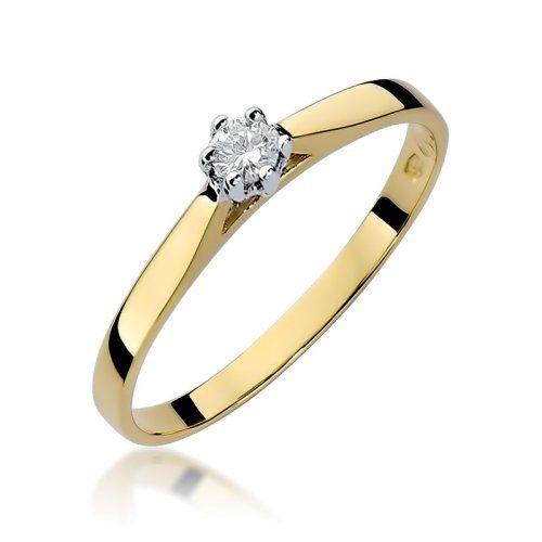 pierścionek na zaręczyny