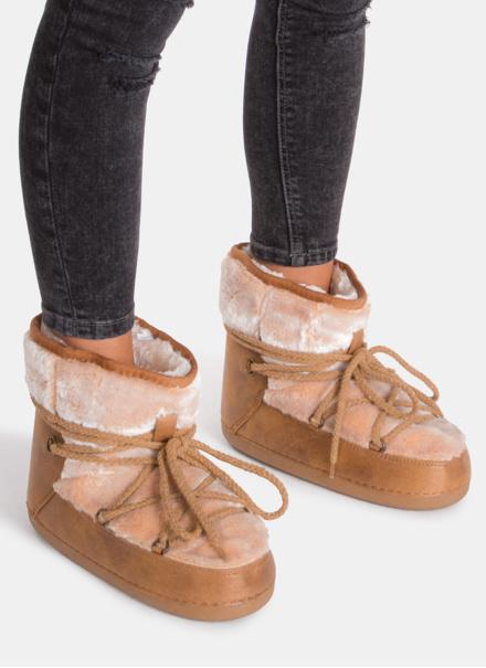 śniegowce Shaggy Boots